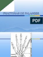 FRACTURAS DE FALANGES