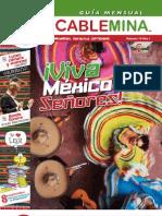 Revista CABLEMINA Septiembre
