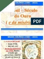 Brasil Seculo de Ouro