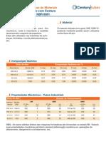 especificaçãoes de materiais - centurytubosdin2395
