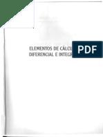 Elementos de Calculo Diferencial e Integral - Sadosky 1ºparte