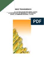Maíz Transgénico, Estrategia de la Globalización Neoliberal... - Iván Castillo Méndez