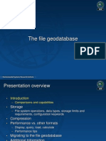 File Geodatabases
