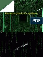 Sistema e Instalación de Redes