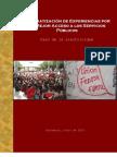 Comunidades en Lucha por el Estado - Iván Castillo Méndez