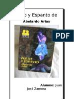 Polvo y Espanto de Abelardo Juan