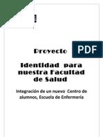 Proyecto Centro de Alumnos 2011-2012 Final
