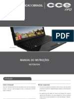 Manual Notebook win cce E23L_