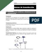 Sistemas de transducción
