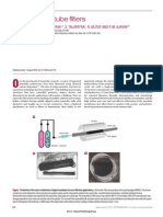2004-Carbon Nanotube Filters