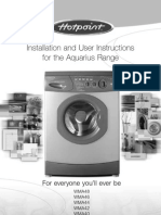 Washing Machine Manual