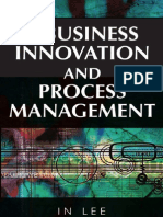 E Business Innovation and Process Management
