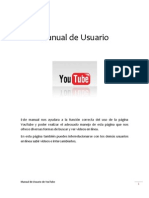 Manual de Usuario de YouTube-Grupo
