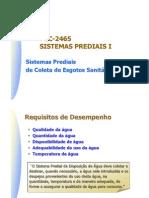 Esgoto sanitário 2007