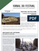 Jornal do Festival (1ª edição - 10/09/2011)