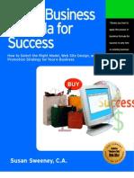 The E-Business Formula for Success