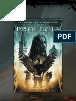 Profecía - Ana Alonso y Javier Pelegrín