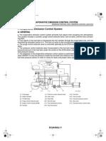 07. Evaporative Emission Control System
