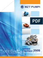 General Catalogue - MZT Pumpi