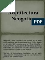 arquitectura neOgOtica nueva