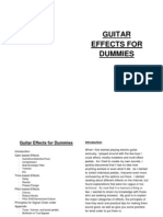 Guitar Effects for Dummies