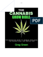 The Cannabis Grow Bible - Traduzido