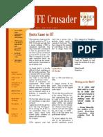 Yfe Crusader August 2008