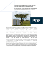 2.- Arquitectura Para Lugares y Situaciones Especiales
