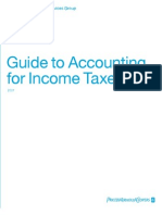 Guide to Accounting for Income Taxes New