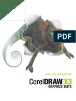Corel Draw x3 Graphics Suite - (Manual en Español)