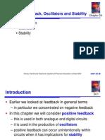 FEEDBACK Stabilization in Oscillator