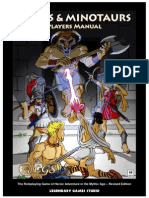Mazes & Minotaurs RPG, combined edition
