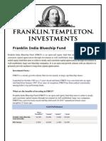 Franklin India Bluechip Fund
