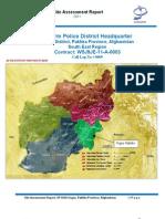 (Urgun Site)Site Assessment Report.