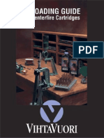 Reloading Guide for Center Fire Cartridges 1-2004 Versio 24.3