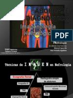 Nefrología- Abordaje Dx- Imagen