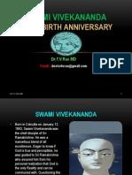 Swami Vivekananda, 150 Birth Anniversary