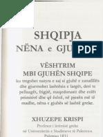Shqipja Nena e Gjuheve Crispi Giuseppe 1831