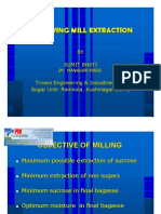 Improving Mill Extraction