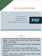 3.Evolution of Rural Market
