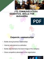 Corporate Communication Kalpna and Group