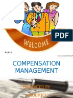 Compensation Mgt-group c