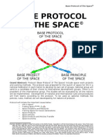 Base Protocol of The Space ©