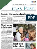The Dallas Post 09-11-2011