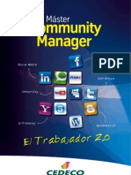 Master Community Manager Cedeco