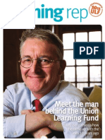 The Learning Representative Mag - Spring 2008
