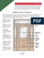 Door Construction