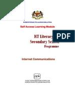 Module 3 - Internet Communication - Intro