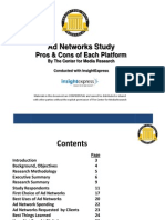 Ad Networks Case Study