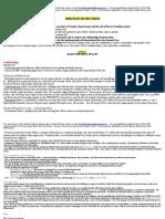 Foundations of Law NCA Summary